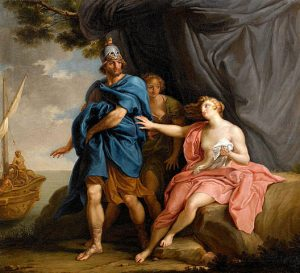 Pompeo Batoni - Dido and Aeneas, 1747
